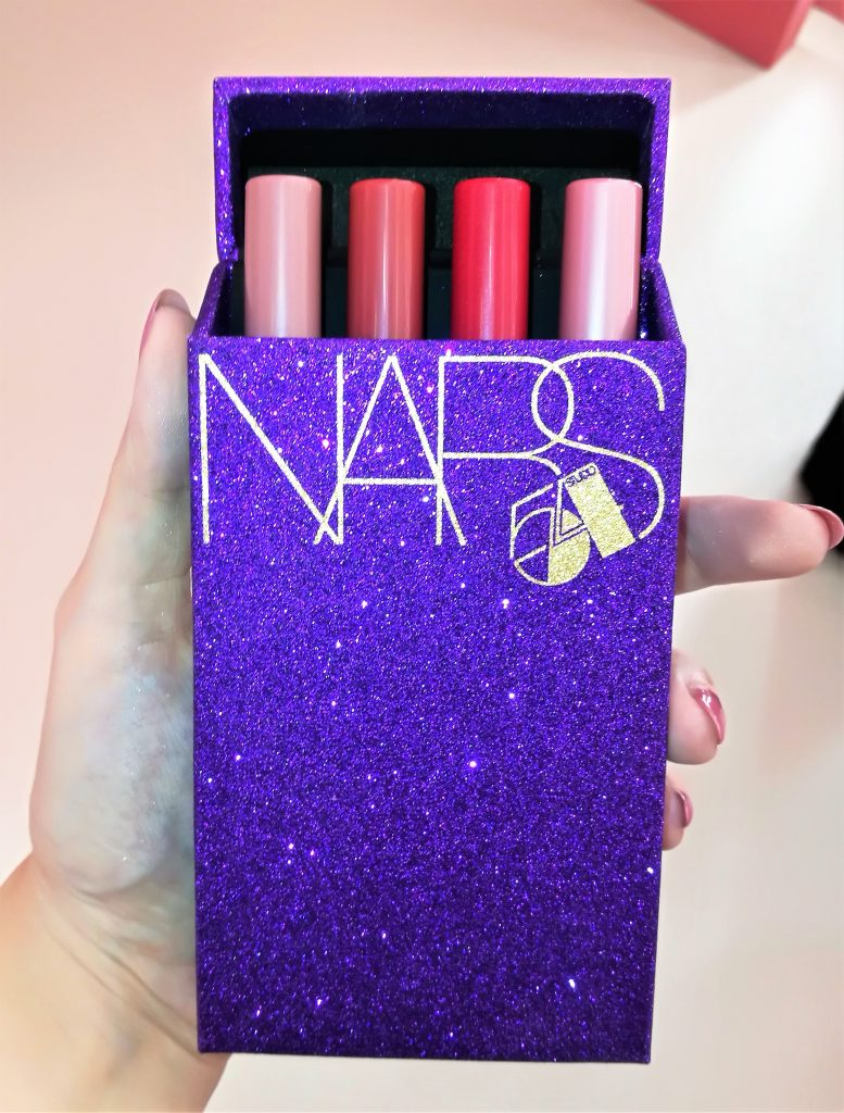 Nars Sephora Frosted Christmas