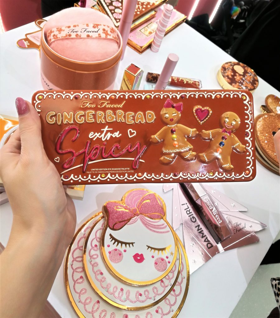 Too Faced Sephora Frosted Christmas